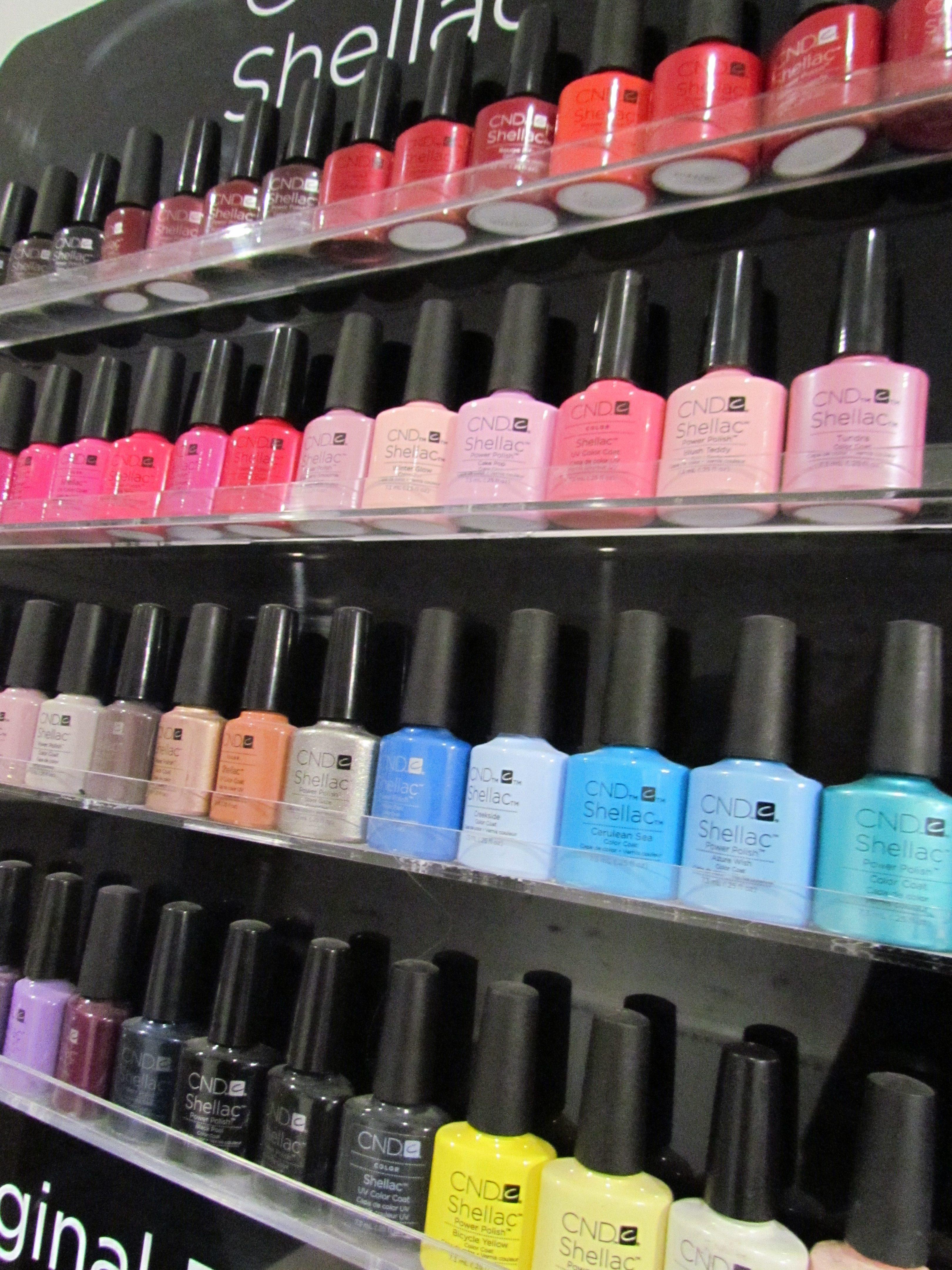 Keuze uit heel veel kleuren